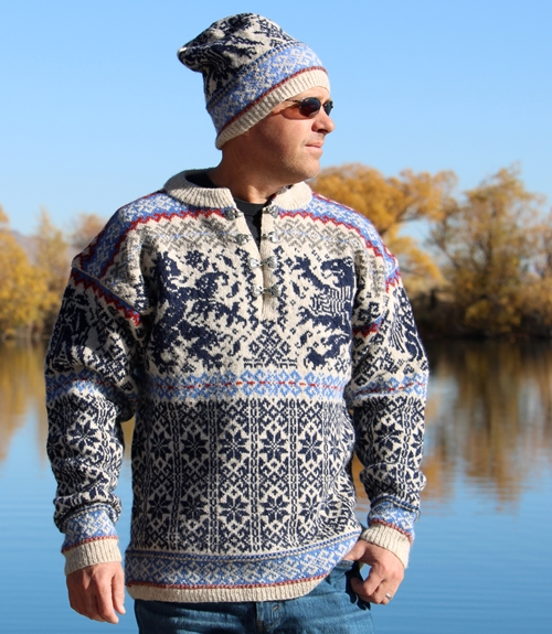 Mythical Creatures Sweater